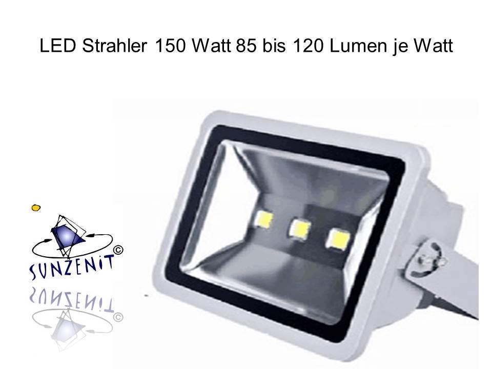 HimanJie 20W 30W 50W 100W 150W 200W 300W 500W LED Kaltweiß