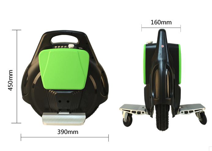 monowheel elektrisches einrad balance scooter. Black Bedroom Furniture Sets. Home Design Ideas